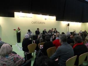 Cafe Europa i Goran Petrovic