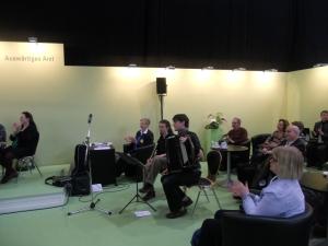 Luzicki Srbi sa orkestrom