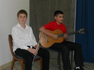 Pavle Pavic i Aleksandar Kontic