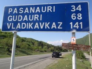 Put za Ordžonikidze, odnosno, Vladikavkaz