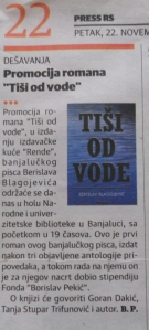 Press 22 11 2013