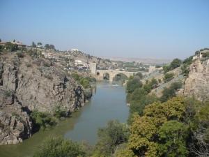 Toledo most