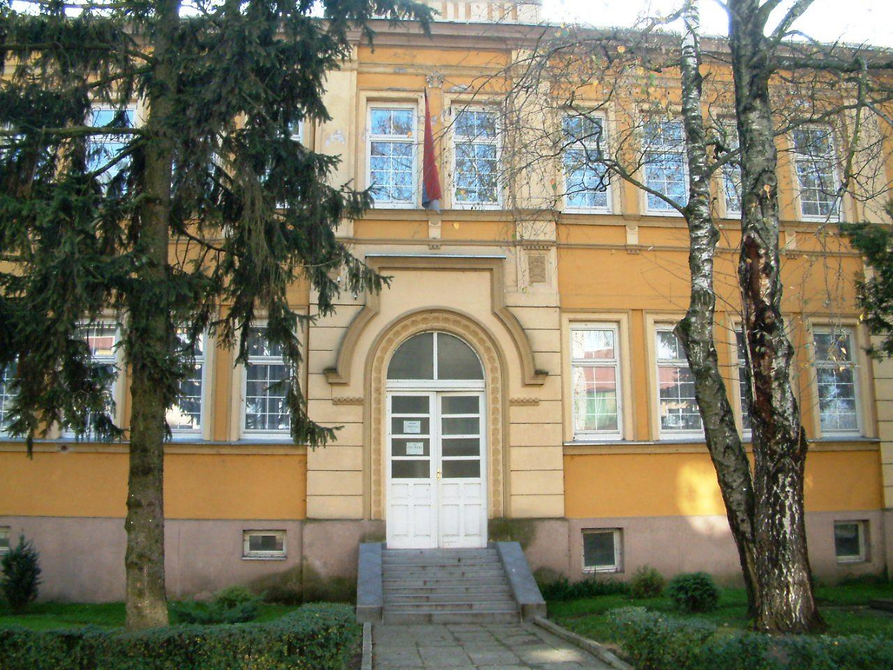 Zgrada Biblioteke 2006